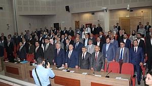 Büyükşehir Meclisi için salon aranıyor
