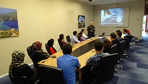 Çayırova'da resmi yazışma semineri