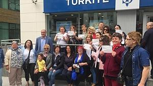 CHP Gebze'den İmamoğlu'na destek