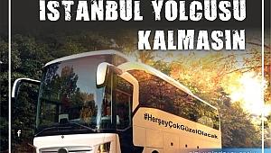 CHP, İstanbul'a götürüyor