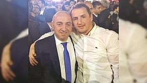 Cüneyt Şentürk başkan yardımcısı oldu