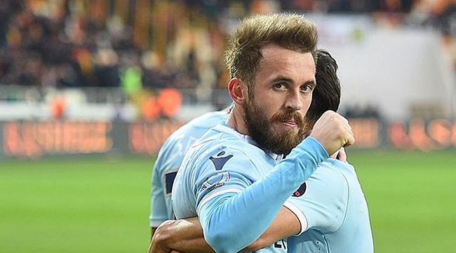 Edin Visca, Fenerbahçe'ye transfer olmak istediğini açıkladı
