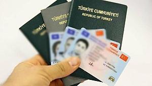 Ehliyet, kimlik ve pasaportta yeni dönem