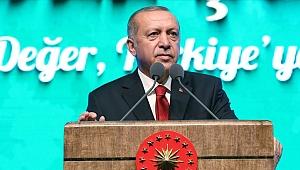 Erdoğan: Güçlü milletler güçlü ailelerden oluşur
