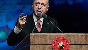 Erdoğan,Yargı Reformu Stratejisini açıkladı
