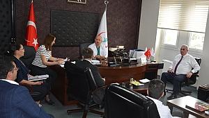 Farabi'de hastaların sorunları değerlendirildi