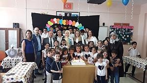 Farabi yönetiminden öğrencilere ziyaret