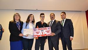 Fen Bilimleri Olimpiyatında ödüller verildi