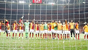 Galatasaray'da şampiyonluğu şifresi. 19.05