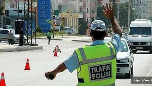 Gebze'de 105 araca 390 Bin TL ceza kesildi