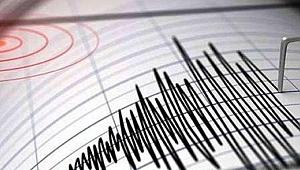 Gebze'de çok küçük deprem