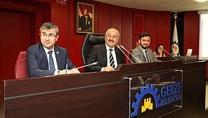Gebze'de Mayıs meclisinin ikinci oturumu yapıldı