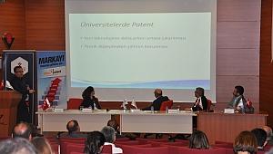 GTÜ'de patentin önemi vurgulandı