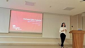 GTÜ'de veri tabanları semineri yapıldı