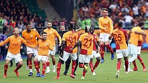 İstatistiklere göre şampiyon Galatasaray