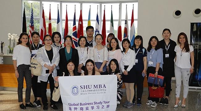 Japonya'dan GOSB'a ziyaretçi