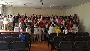 Kazım Karabekir İlkokulundan anlamlı yardım