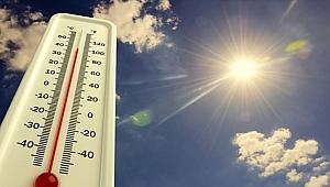 Kocaeli'de hava 35 dereceye ulaşacak