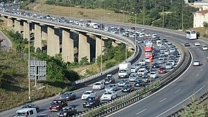 Kocaeli'de trafiğe çıkan araç sayısı hızla artıyor