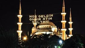 Kocaeli'deki camiler Ramazan ayına hazır