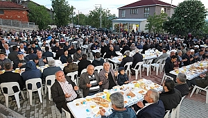 Kuyucu anısına iftar düzenlendi