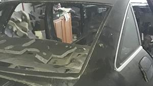 Lüks otomobil çalanlar serbest kaldı!