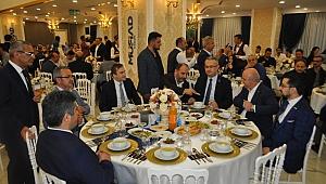 MÜSİAD Gebze, iftar yemeğinde buluşturdu