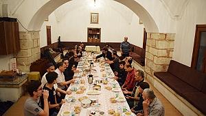 Mustafa Paşa'da her gün iftar!