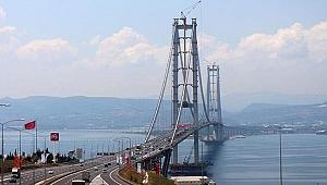 Osmangazi Köprüsünün vatandaşa aylık bedeli 12 bin TL