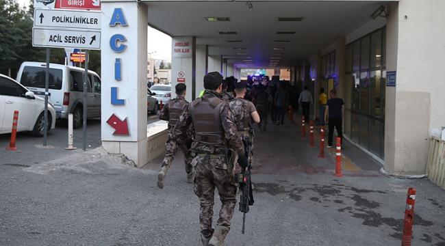 Şanlıurfa'da bir polisimiz şehit oldu