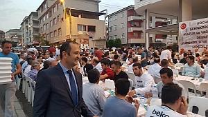 Şebinkarahisarlılar geleneksel iftar yemeğinde buluştu