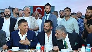 Sedat Peker, Gebze'de iftar yaptı