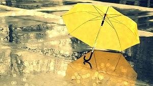 Şemsiyesiz çıkmayın!