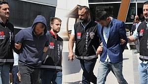 Gebze'de gasp yaptılar, Körfez'de yakalandılar