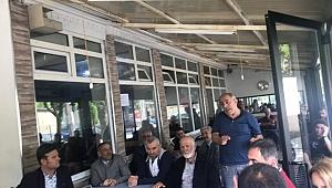 Sultan Orhan'da güvenlik toplantısı yapıldı