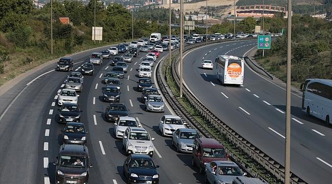 TEM 2 ay trafiğe kapanacak