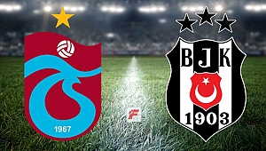 Trabzonspor - Beşiktaş maçı hangi kanalda, saat kaçta?