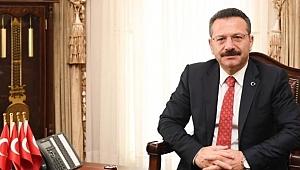 Vali Aksoy, Hıdrellez Bayramını kutladı