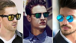 Yaz aylarında güneş gözlüğü kullanın