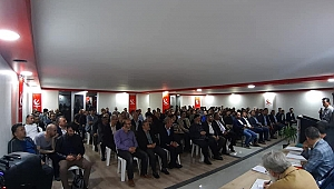 Yeniden Refah Gebze'de ilçe divanı yapıldı