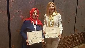 Yılın hemşiresi Gebze'den seçildi