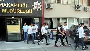 152 bin liralık vurgun yapan çete üyeleri tutuklandı!