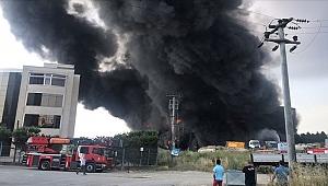 4 kişinin yanarak hayatını kaybettiği Fabrika ortakları tutuklandı!
