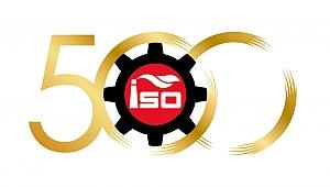 500 büyük sanayi kuruluşu arasında 10 GOSB firması