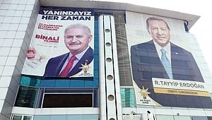 AK Parti Kocaeli'ye Binali Yıldırım talimatı
