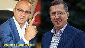 Aydın Ünlü'den eski MHP'li vekile sert tepki!