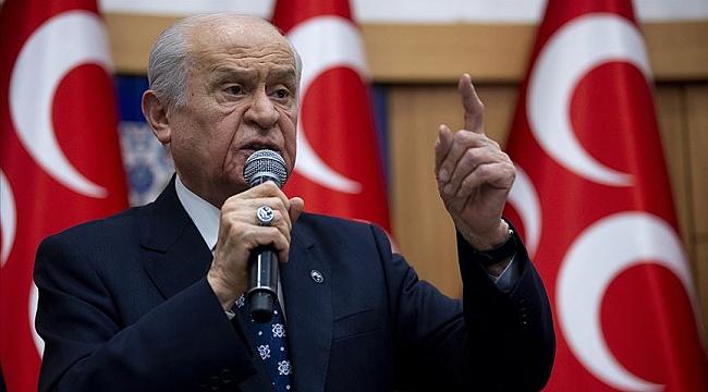 Bahçeli: Millet iradesi çalınan oylarına kavuşacaktır