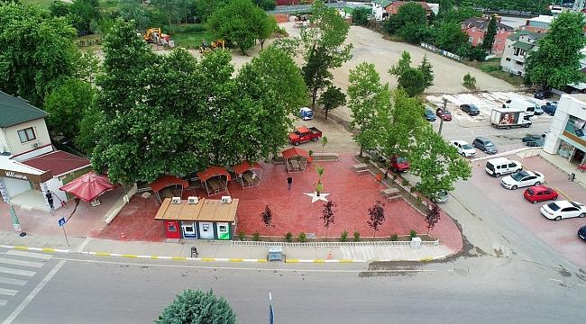 Başiskele'ye yeni açık otopark