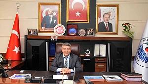 Başkan Şayir'den mesaj var