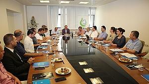 Çayırova Belediyesi stratejisini belirliyor